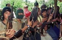 """مقتل 3 مسلحين من جماعة """"أبو سياف"""" المؤيدة لداعش بالفلبين"""