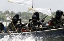 قرصنة سفينة تحمل مصريين ولبنانيين قرب سواحل نيجيريا