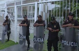 مصلحة الضرائب في البيرو تفتش مكتب المحاماة موساك فونسيكا