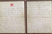 رسالة غرامية بين الملكة إليزابيث والأمير فيليب تباع في مزاد