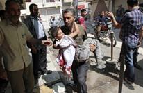 تنديد واسع بخرق النظام السوري للهدنة وارتكابه مجزرة بالغوطة