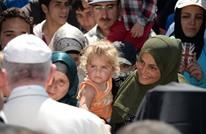 البابا فرنسيس للمهاجرين في اليونان: لستم وحدكم