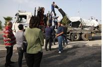 """أكبر مجسم لـ""""مانديلا"""" خارج جنوب إفريقيا يصل إلى رام الله"""