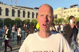الآلاف شاركوا في ماراثون بيت لحم دعما لحرية التنقل