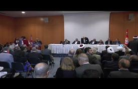 نقابي تونسي: فلسطين أصبحت من المنسيات والعرب لا يهتمون بها