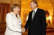 ميركل: أخطأت بتعليقي على قصيدة هزلية ضد أردوغان