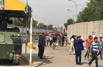 أتباع الصدر يقتحمون برلمان العراق ويحتجزون نائبا (فيديو+صور)