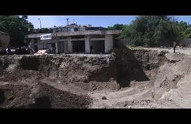 """العثور على آثار تعود لكنيسة """"بيزنطية"""" في غزة"""
