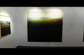 """""""التفاف"""" معرض فني فلسطيني يحكي تأثير الاحتلال على الطبيعة"""