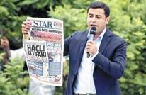 """النيابة التركية تحقق مع """"دميرطاش"""".. والتهمة إهانة الرئيس"""