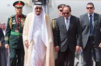 موقف مثير لإعلاميي السيسي لتجاهله لقاء الملك سلمان (فيديو)