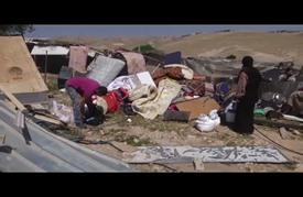الاحتلال يواصل عمليات هدم ممتلكات الفلسطينيين