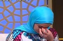 مذيعة مصرية تبكي بعد طلب الدعاء لطفل مريض.. فمن كان؟ (فيديو)