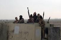 تنظيم الدولة يهاجم قاعدة على حدود الأردن والتحالف يتصدى