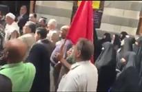 أهازيج طائفية ولطميات لزوار عراقيين في دمشق (شاهد)