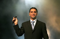 """فضل يغني لـ""""هاني شاكر"""" والأخير يرسل تحياته (شاهد)"""