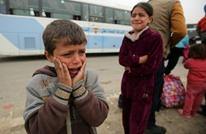 ديلي تلغراف: هذه حال أطفال الموصل في المخيمات