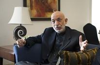 """تعليق مفاجئ لحامد كرزاي على ضربة """"أم القنابل"""" الأمريكية"""