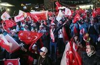 """احتفالات لأنصار """"العدالة"""" تعم تركيا ابتهاجا بالفوز (شاهد)"""