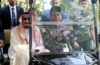 الرئيس الإندونيسي: حملت المظلة للملك سلمان لكنه خيّب أملي