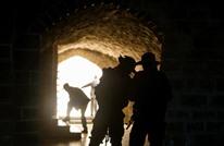 """عرض عسكري لـ""""القسام"""" بغزة وظهور لأسلحة نوعية (شاهد)"""