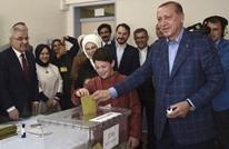 ترامب يهنئ أردوغان ويشكره لدعمه الضربة العسكرية في سوريا