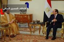تفاصيل مباحثات السيسي مع رئيس أكبر تحالف شيعي عراقي ؟