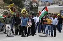 فعاليات ومواجهات في فلسطين تضامنا مع الأسرى (شاهد)