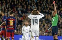 """ماذا قال حكم """"الكلاسيكو"""" عن قمة ريال مدريد وبرشلونة؟"""