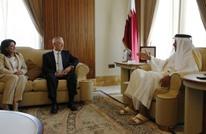 وزير الدفاع الأمريكي يزور قطر ويلتقي الأمير تميم