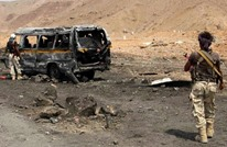 انفجارات في معسكر تابع للحرس الرئاسي جنوبي اليمن