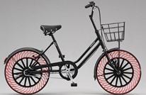وداعا للثقوب.. دراجات بعجلات لا تحتاج للنفخ بالهواء (صور)