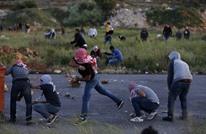إصابات وغاز في مواجهات بالضفة وغزة نصرة للأسرى