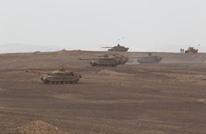 عملية عسكرية أمريكية بريطانية أردنية وشيكة جنوبي سوريا