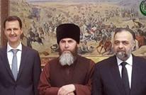 قاديروف يكشف تفاصيل لقاء الأسد بمفتي الشيشان