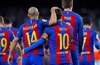 برشلونة يسحق أسوسانا بسباعية.. والجمهور: شكرا ميسي (فيديو)
