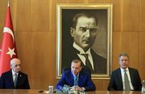 أردوغان يتوعد تنظيمات كردية في سوريا والعراق بضربات جديدة