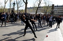 باريس: صدامات للأمن مع محتجين على قتل صيني بيد شرطي