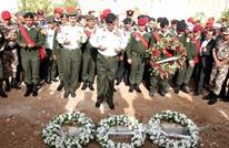 جنازة عسكرية لرفات جنود أردنيين سلمتهم إسرائيل