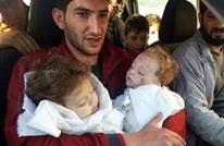 سوري فقد عائلته بالكامل بمجزرة خان شيخون يروي ما جرى (شاهد)
