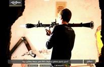 """""""جيش الإسلام"""" يسقط طائرة استطلاع للنظام في ريف دمشق"""