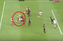 لاعب مكسيكي يسجل هدفا خرافيا من مقصية رائعة (فيديو)