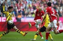 بايرن ميونخ ينذر ريال مدريد برباعية في شباك دورتموند (فيديو)