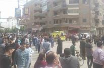 26 قتيلا بتفجير كنيسة طنطا.. وتنظيم الدولة يتبنى (صور+فيديو)