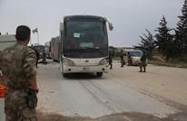 مهجرو جنوب دمشق بلا مأوى شمال حلب واشتباكات بين الفصائل