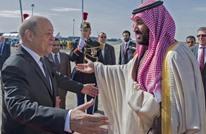 لوفيغارو: محمد بن سلمان يصل إلى باريس خالي الوفاض