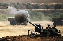 إصابة 5 فلسطينيين بقصف مدفعي شرق خانيونس
