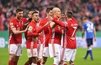 بايرن ميونيخ يبلغ نهائي كأس ألمانيا بفوز كاسح (شاهد)