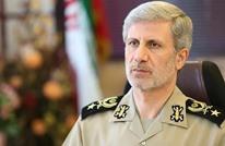 وزير دفاع إيران: لا يجوز اتخاذ العراق ساحة لتصفية الحسابات
