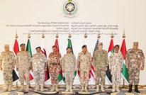 رئيس أركان الجيش القطري في الرياض